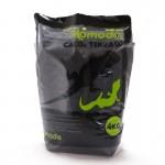Komodo CaCO3 Sand Black - Kalciumhomok fekete 4kg